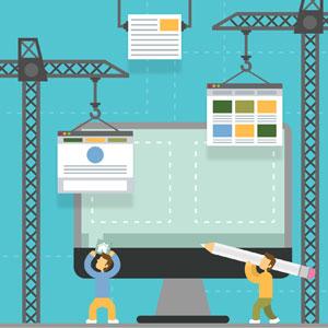 building free website