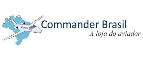 commander brasil logo