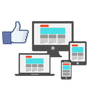 creating website and facebook page
