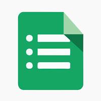 Google Forms logo
