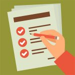 checking task list